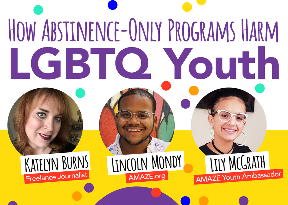 How Abstinence-Only Programs Harm LGBTQ Youth
