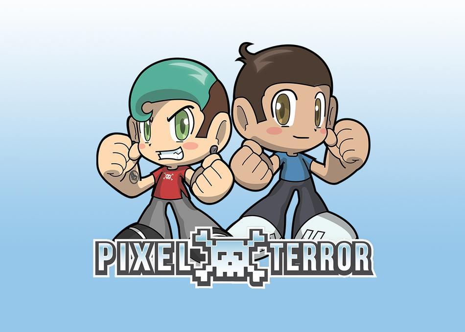 Pixel Terror