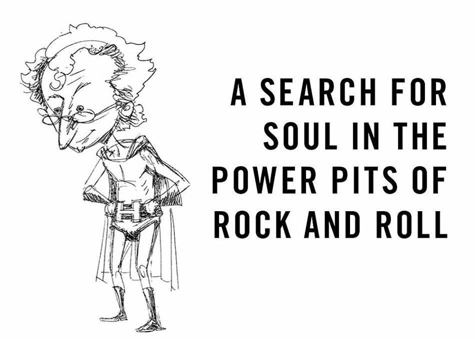 Einstein, Michael Jackson & Me: a Search for Soul in the Power Pits of Rock & Roll