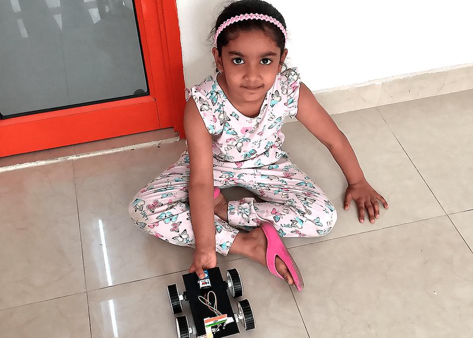 Educating Maker Kids in India