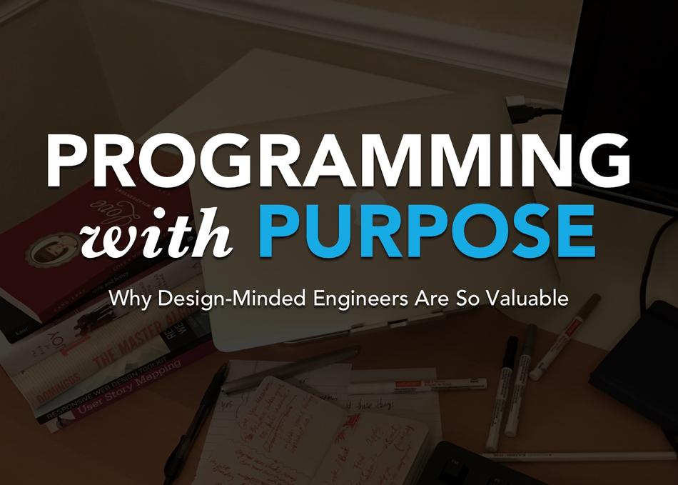 Programming with Purpose