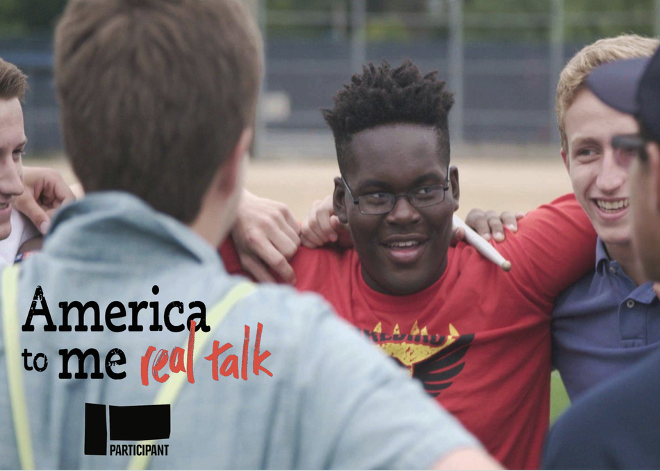 "An America to Me ""Real Talk"" About Racial Equity"