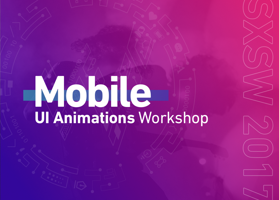 Mobile UI Animations