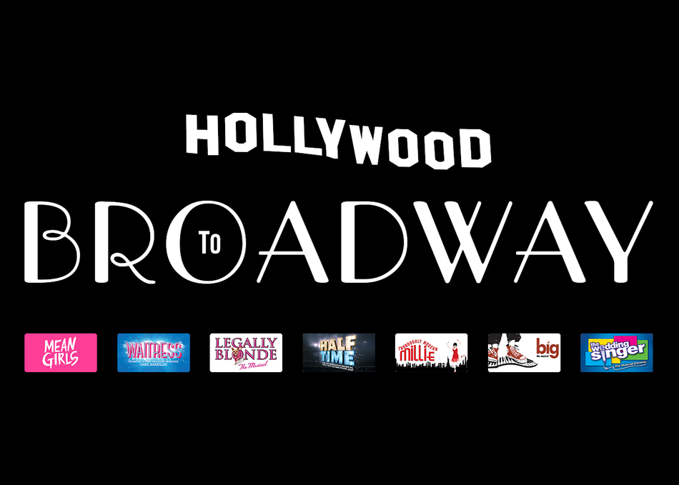 Hollywood to Broadway: Adapting Films for Stage