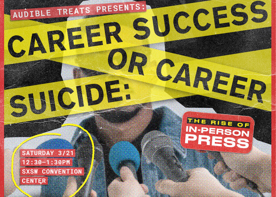Career Success or Career Suicide: The Rise of In-Person Press