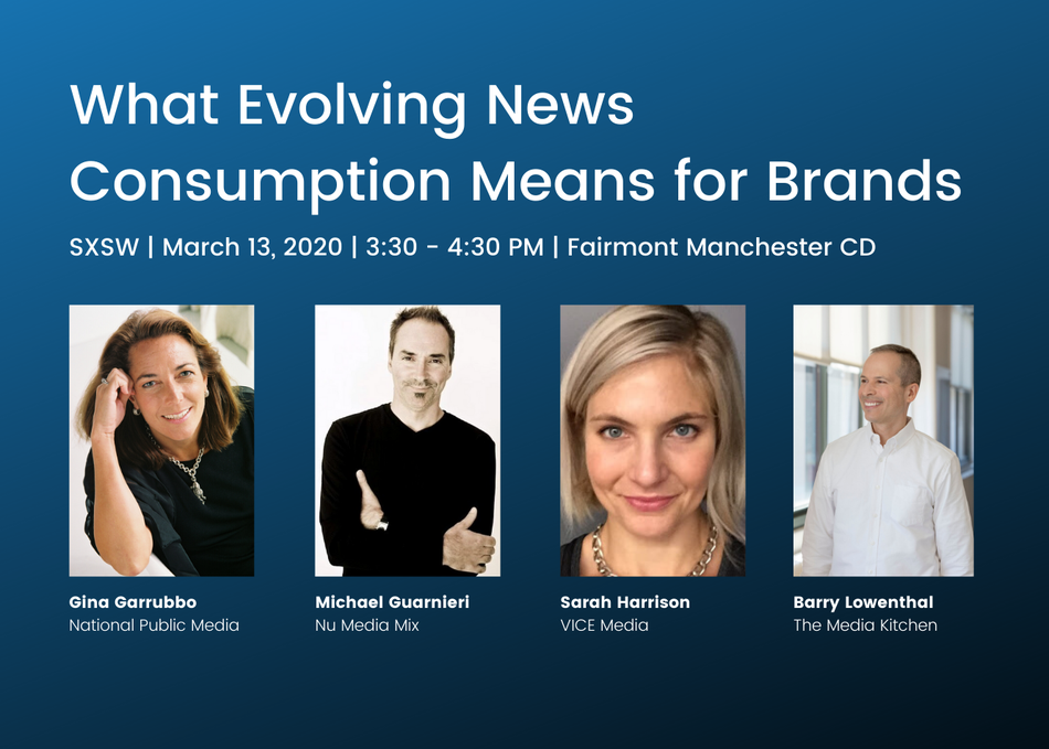 What Evolving News Consumption Means for Brands