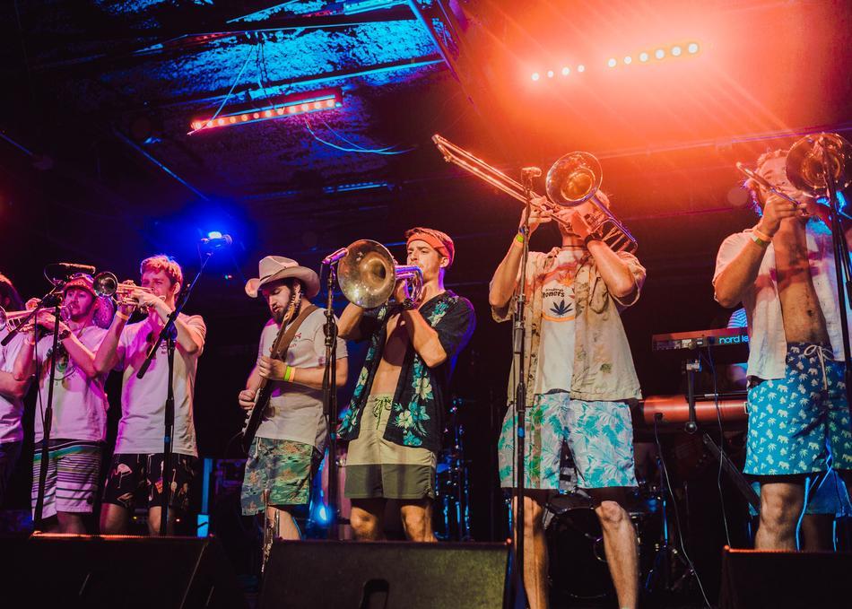 Big Wy's Brass Band