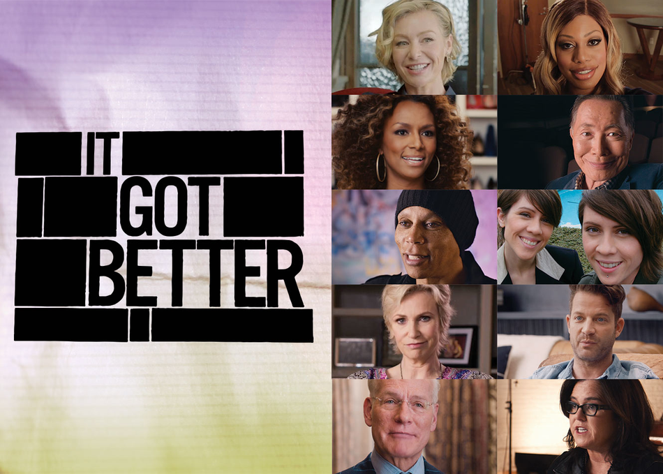 It Got Better: Collaboration in LGBT Storytelling