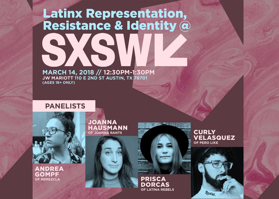 Latinx Representation, Resistance & Identity