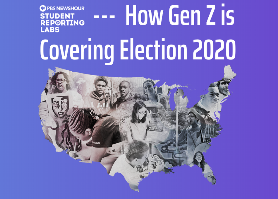 How Gen Z Is Covering the 2020 Election