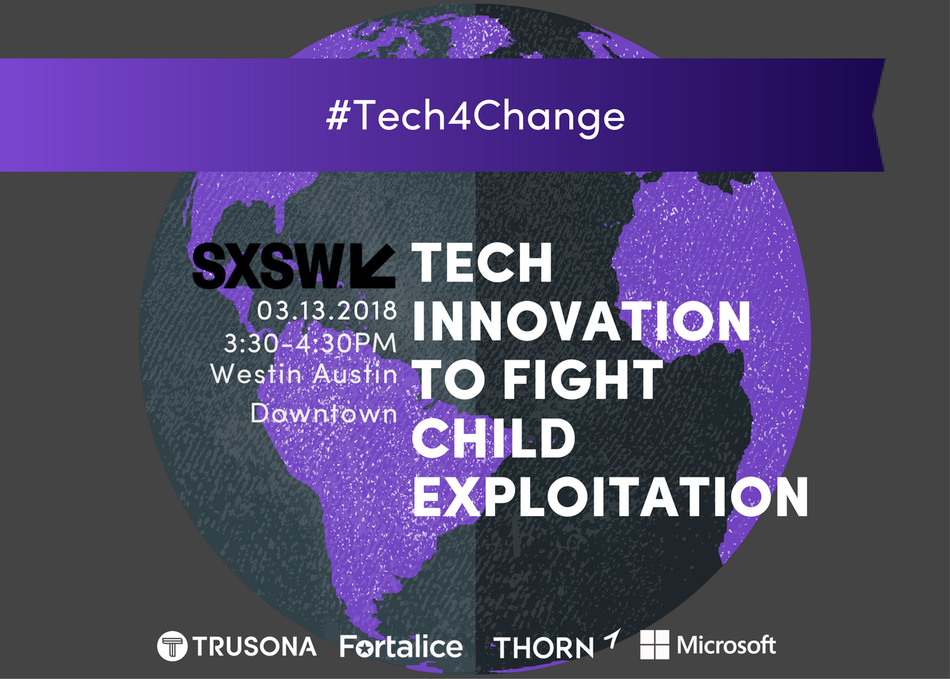 Tech Innovation to Fight Child Exploitation