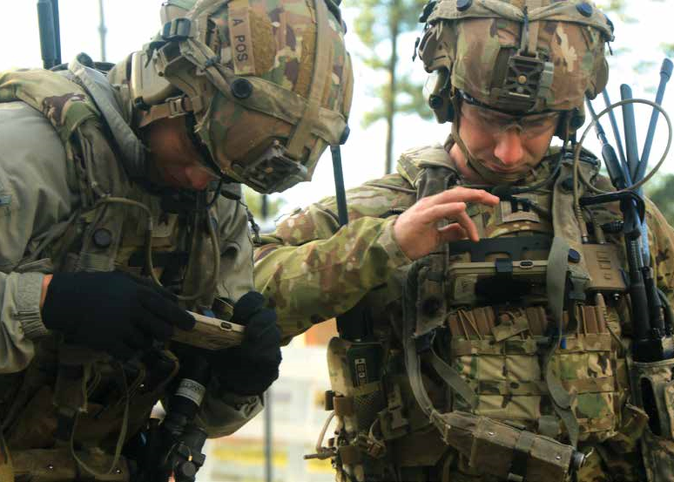 Challenges in Modernizing the Army's Network