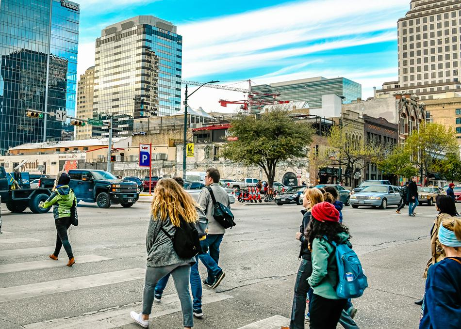 Sunday Downtown Austin Walking Tour
