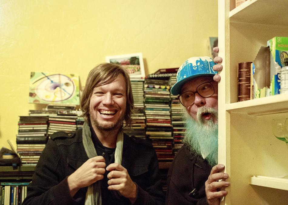 R Stevie Moore & Jason Falkner