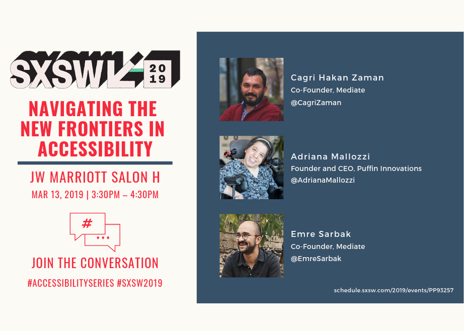 Navigating the New Frontiers in Accessibility