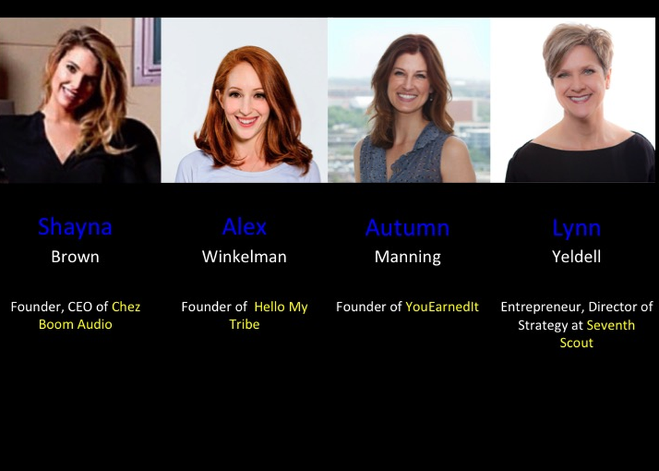 Getting Vulnerable with Female Entrepreneurs