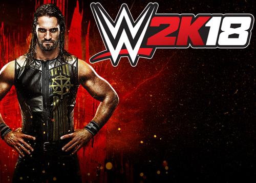 WWE 2K18 Tournament