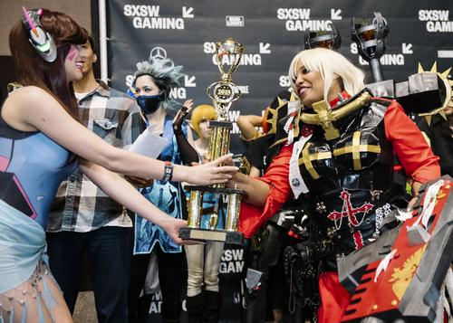 SXSW Gaming Cosplay Contest